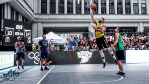 Warsaw 3×3 FIBA Satellite 2019