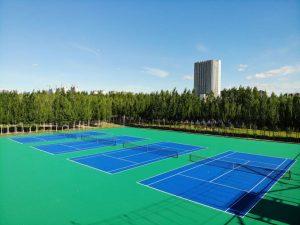 Soft connection tennis